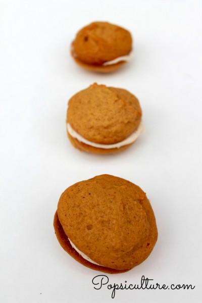 Pumpkin Sandwich Cookies2