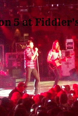 Adam Levine Rocks, Smoking Sucks and Not Everyone has Moves Like Jagger