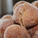 Apple Cider Doughnut Holes