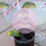 Malibu Rum Drinks