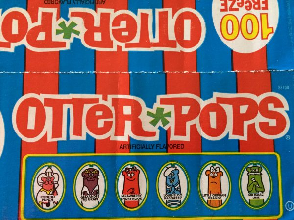 1970's Summer Otter Pops