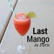 Last Mango in Paris