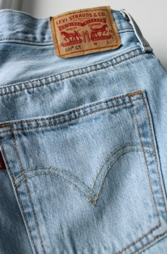 On Trend: Levi's 501 Jeans