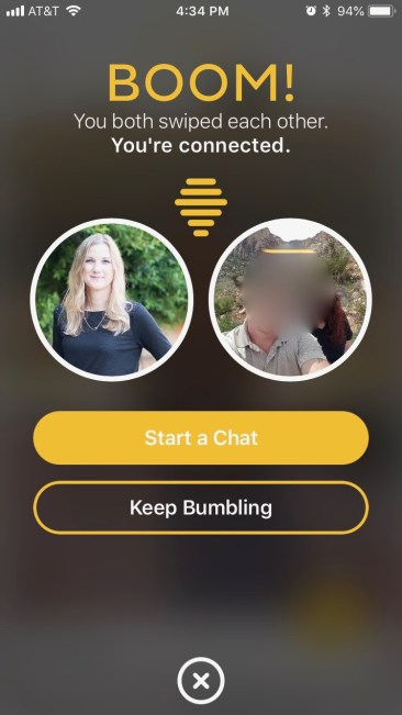 Bumble Brags Three's Company