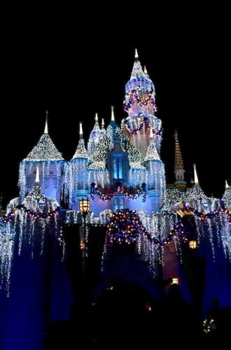 Travel: Disneyland Holidays