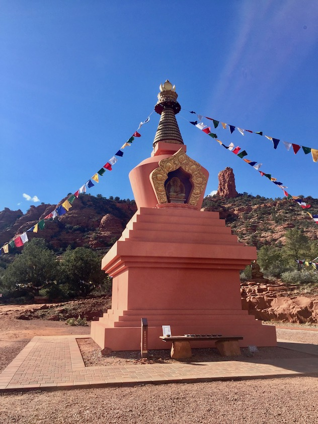 Stupa Sedona