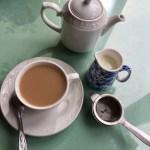 Muffin Man Tea Shop