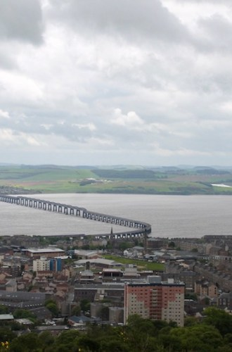 Travel: Dundee, Scotland {Part Two}