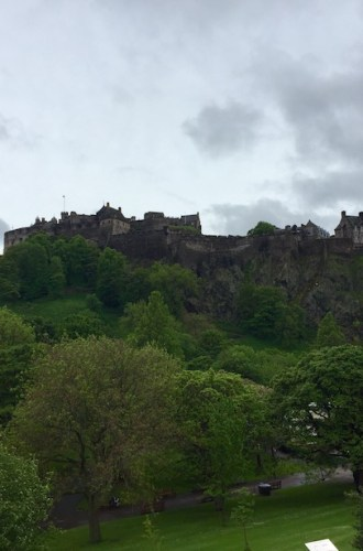 Travel: Edinburgh, Scotland {Part One}