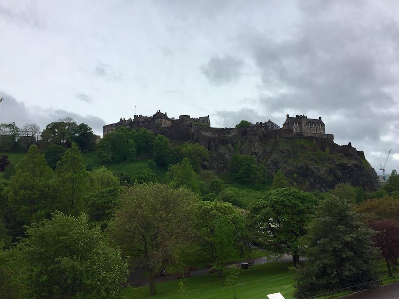 Travel Edinburgh Scotland Part One