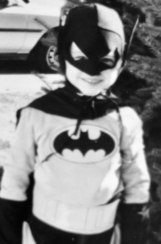 I'm Batman or Random Celebrity Encounters