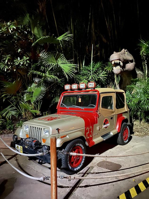 Jurassic Park Orlando
