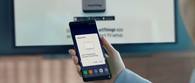 how to connect my smartphone to my tv