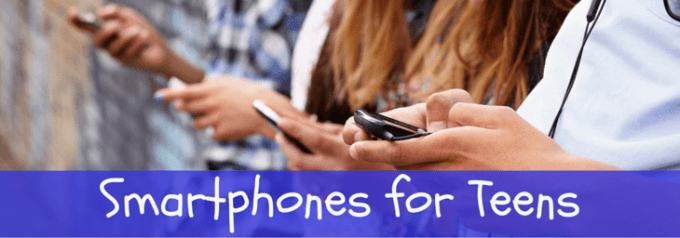 Best Smartphone for Teenager and kids