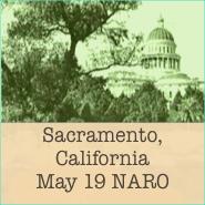 California Gold Country:  NARO 2016 Sacramento