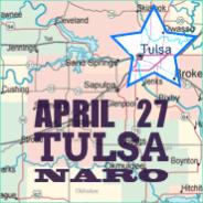 Say Howdy to NARO Oklahoma April 27th