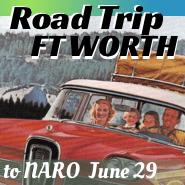 Demo Time at NARO Texas,  June 29-July 1