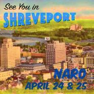 See you in Shreveport for LA NARO '17!