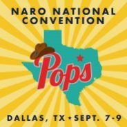Pops heads to NARO National Convention in Dallas