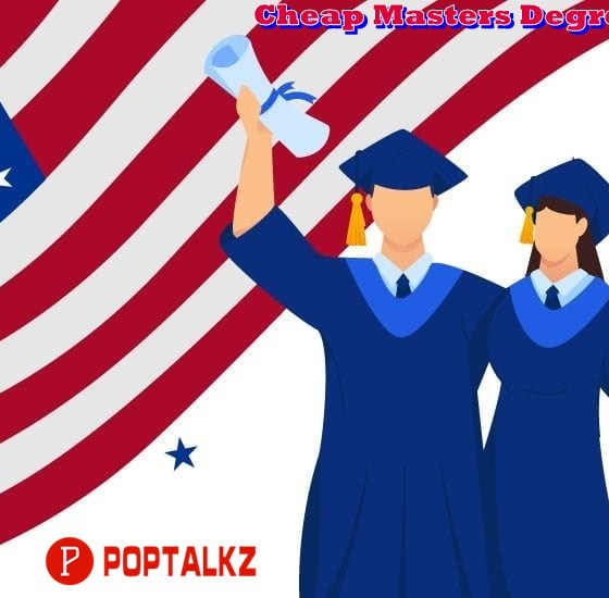 Cheap Masters Degree In USA