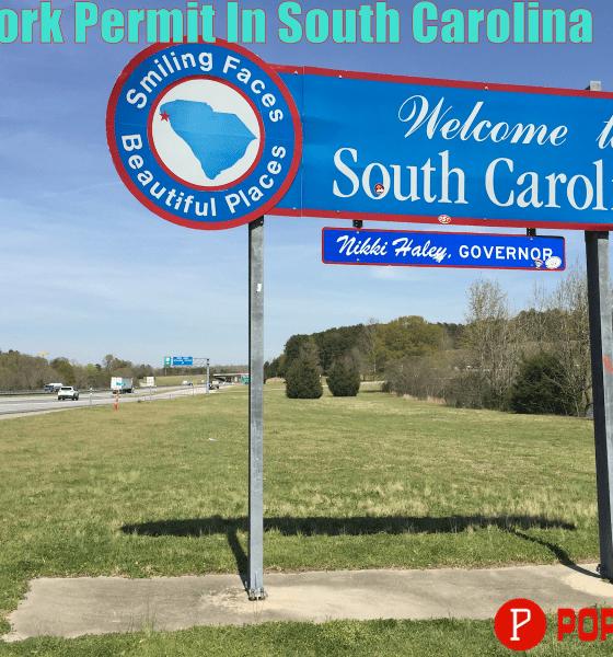 Work Permit In South Carolina