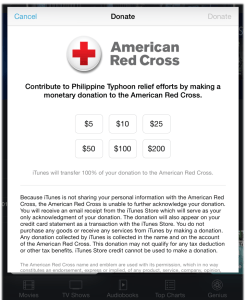 itunesredcross