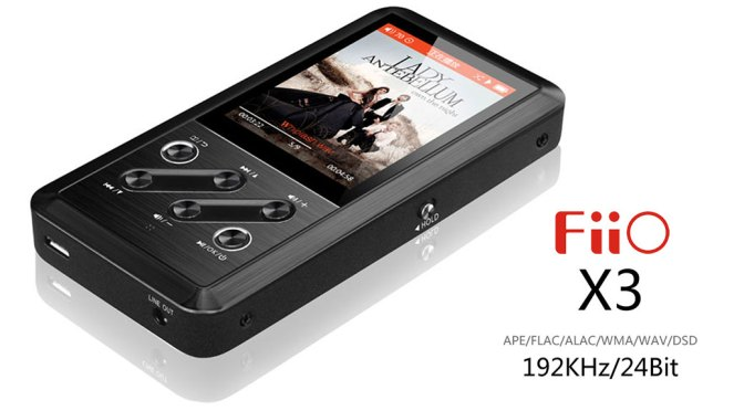 FiiO X3 Audio Player: Audiophile Quality Minus the Buyer's Remorse
