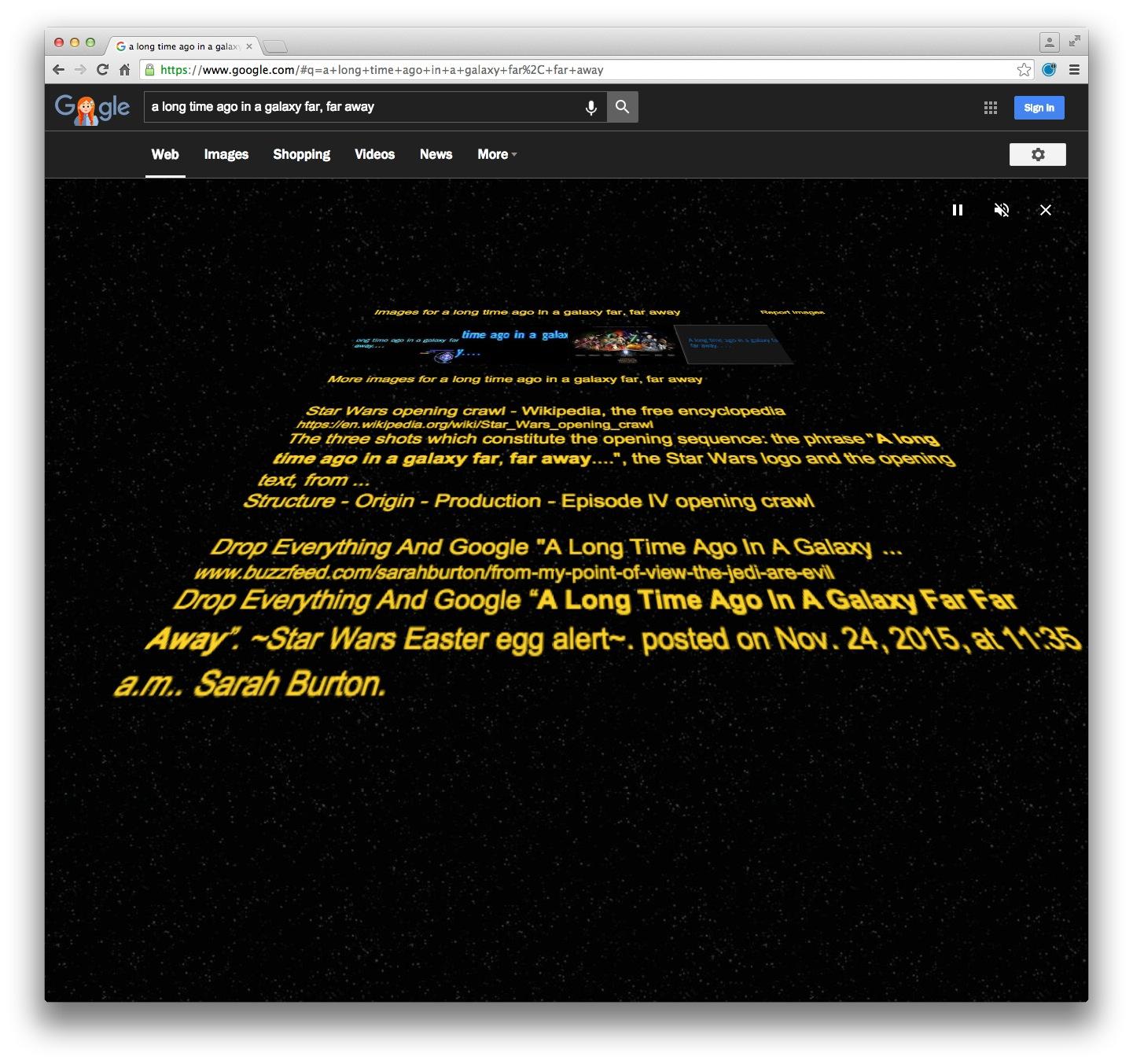 Google themes star wars - Googlewars