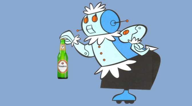 PTJ 348: Beer Me, Rosie