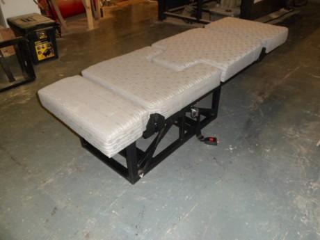 New Style NLBD2 Washington Single Campervan Bed Seat