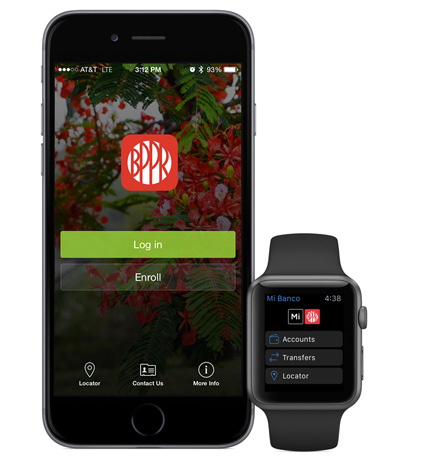 Apple Watch for mi Banco Mobile How to access Mi Banco Mobile from your Apple Watch