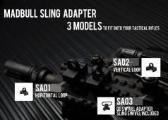 MadBull Airsoft Sling Adapters