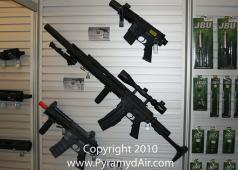 ICS Olympic Arms AEGs Shot Show 2011