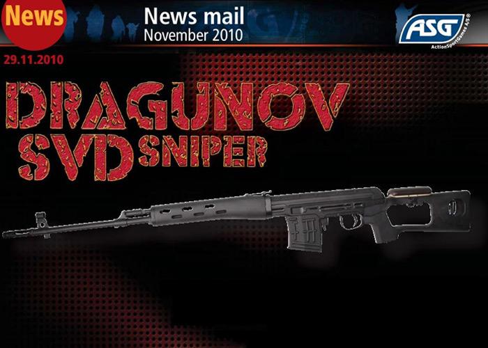ASG November 2010 Newsletter