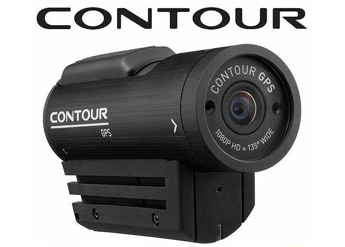 Contour GPS Helmet Camera