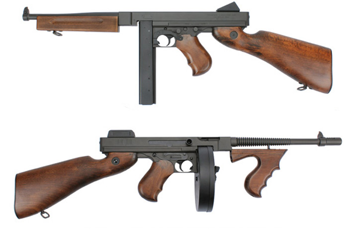 King Arms Thompson Series
