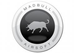 MadBull Airsoft Logo 700px
