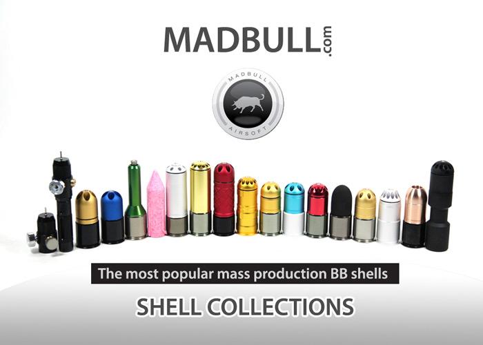 MadBull BB Showers