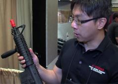 Wallace Lau Shot Show 2011 (Thumpy Video)