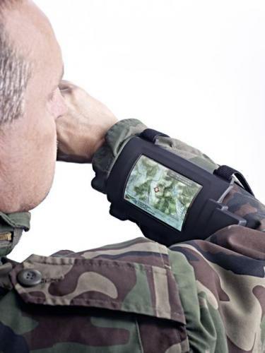 UDC Wrist Mounted Display