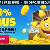 GET 100% BONUS + 100 FREE SPINS!