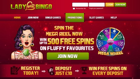 Get Benefited with Online Lady Love Bingo Rewards