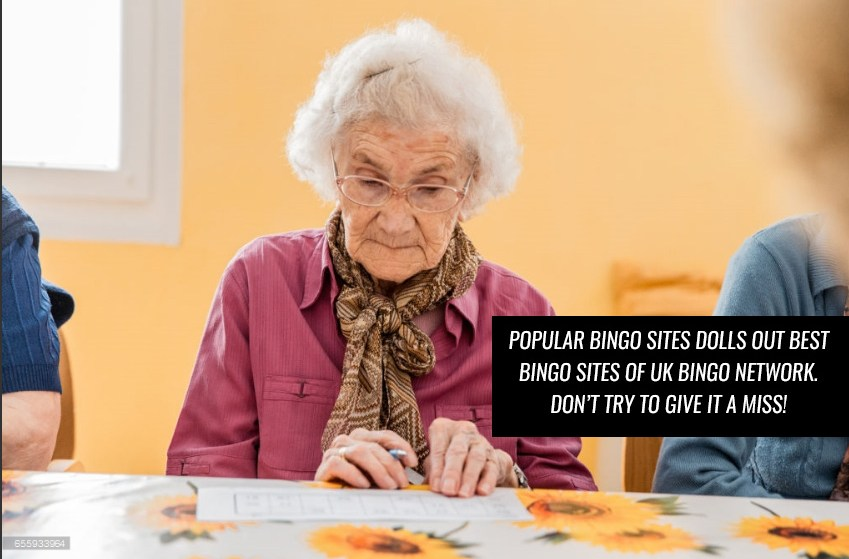 Popular bingo sites dolls out best bingo sites of UK Bingo network. Don't try to give it a miss!