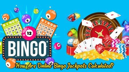 How Are Online Bingo Jackpots Calculated?