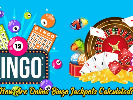 How Are Online Bingo Jackpots Calculated?
