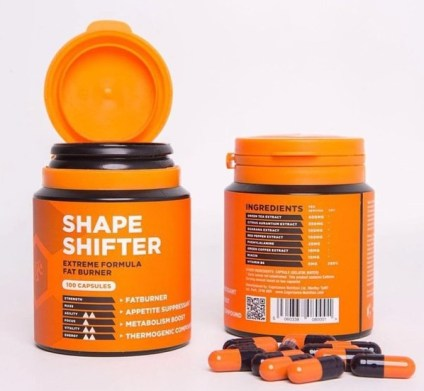 Shape Shifter actual product