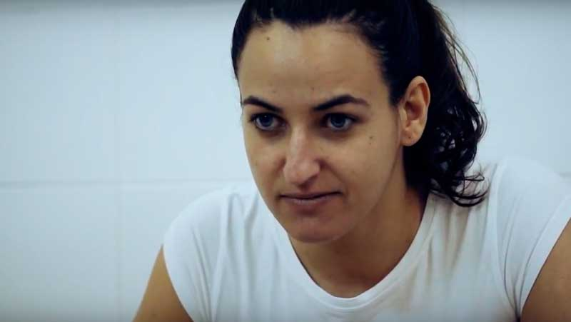 SCML – Projeto Bolsas de Educação Jogos Santa Casa | Joana Santos, Judo Surdolímpico