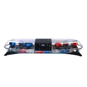 Rotator emergency police car lightbar, warning lightbar