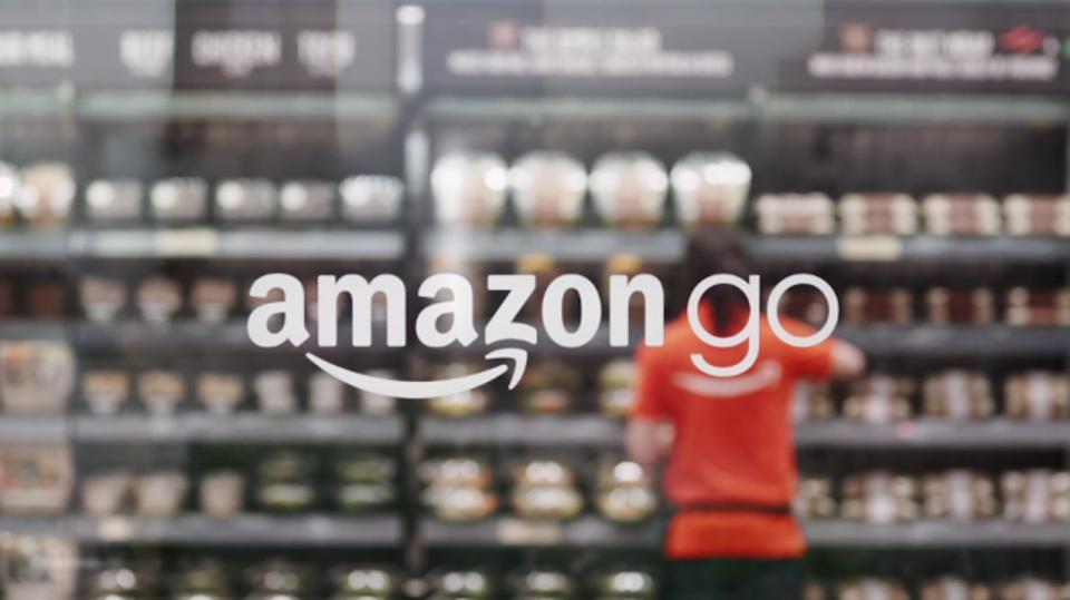 АМАЗОН ГОУ: Продавница во која влегувате, си земате што сакате, и си одите! (ВИДЕО)