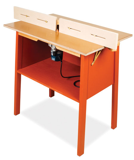 100 Router Table - Popular Woodworking Magazine
